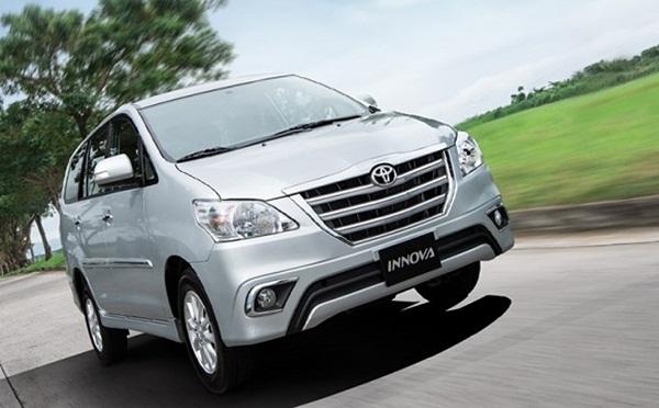 Mức giá thuê xe 4 chỗ TPHCM cạnh tranh trên thị trường hiện nay