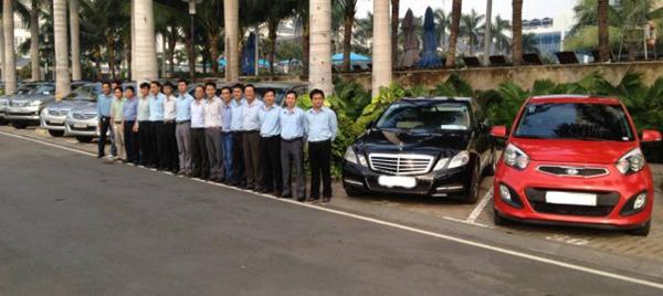Đội ngũ lái xe chuyên nghiệp, giàu kinh nghiệm lái xe