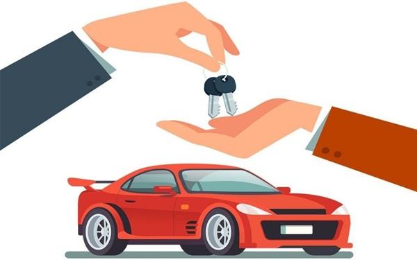 Xe được đảm bảo chất lượng trước khi giao cho khách