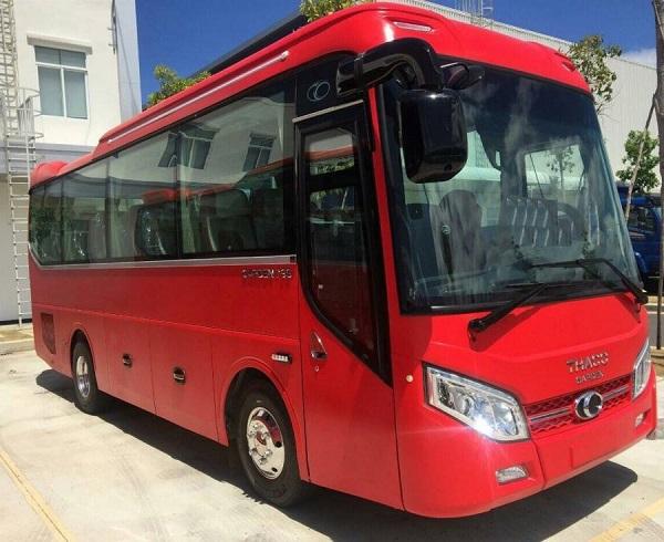 Dịch vụ cho thuê xe du lịch tại ICC