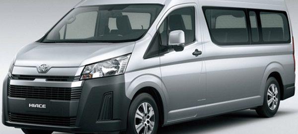 Thuê xe 16 chỗ tự lái - Xe 16 chỗ Toyota Hiace