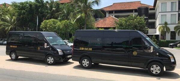 Thuê xe 16 chỗ đi Mũi Né giá bao nhiêu?