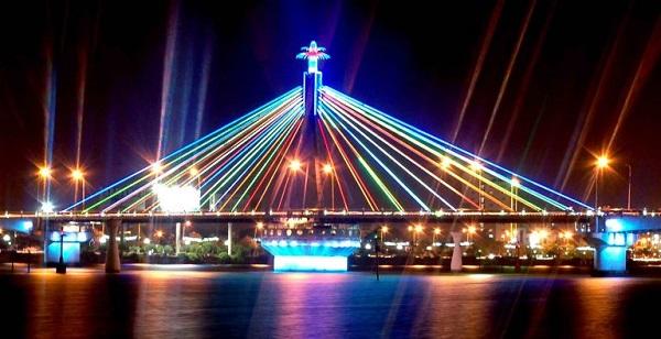 Hình ảnh cầu Sông Hàn