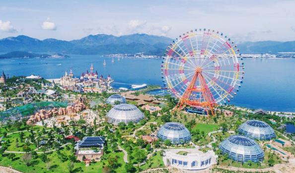 Khu vui chơi – nghỉ dưỡng Vinpearl Land Nha Trang