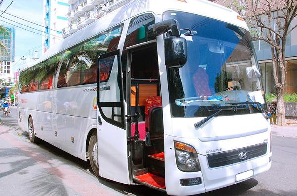 Xe Hyundai 45 chỗ là dòng xe chất lượng