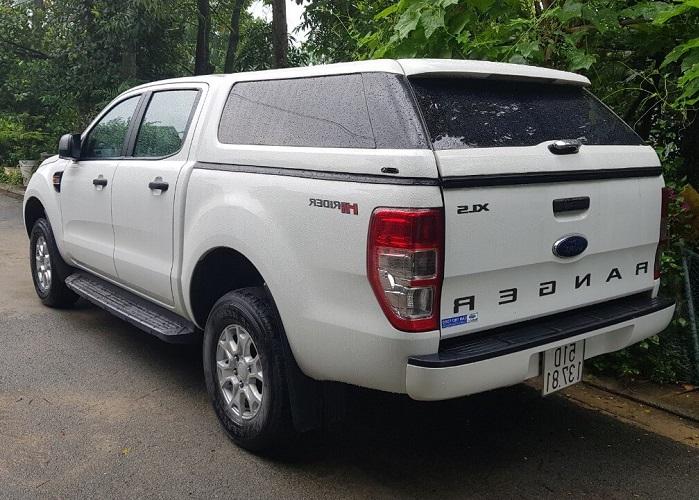 Ford Ranger XLS 2.2MT