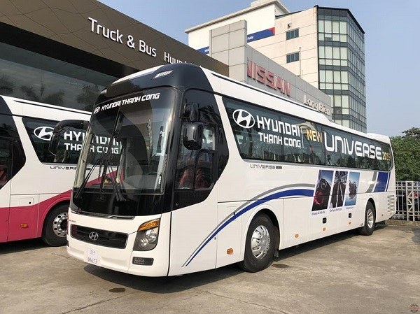 Hình ảnh minh họa - Xe Hyundai Universe