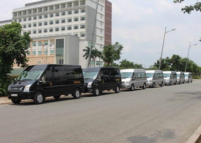 Dịch vụ cho thuê 16 chỗ đi Ninh Thuận giá rẻ tại ICC