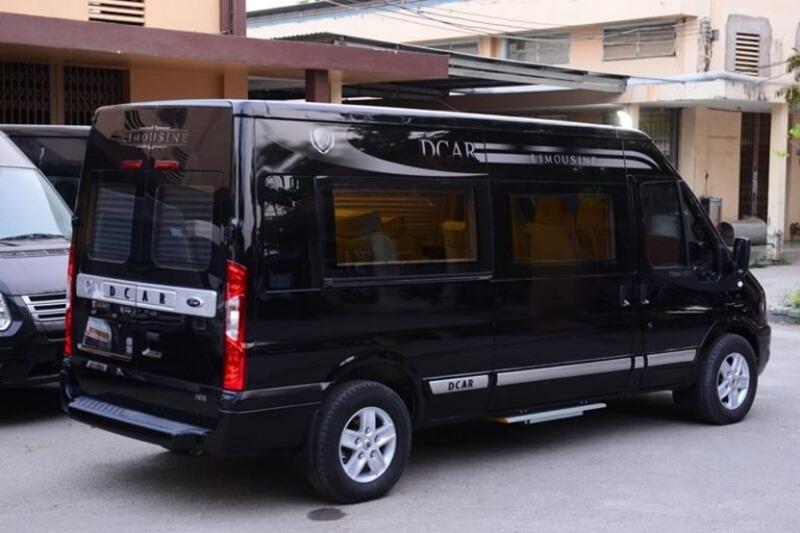 Dịch vụ thuê xe 16 chỗ đi Đà Nẵng được nhiều khách hàng quan tâm