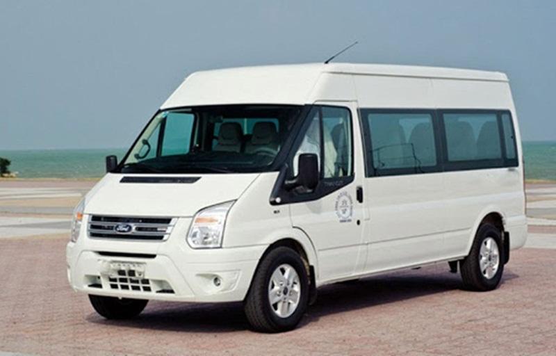 Chi phí thuê xe 16 chỗ đi Đà Nẵng tùy vào yêu cầu khách hàng