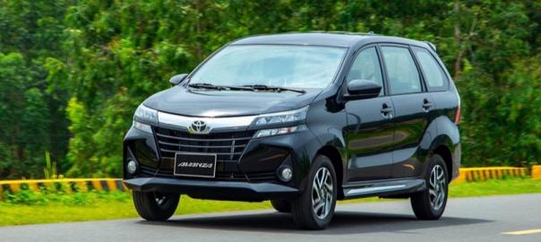 Toyota Avanza mẫu xe nhu cầu cơ bản